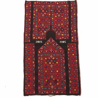 irani embroidered neck