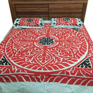 fancy bed cover