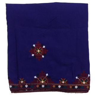 sindhi blue shawl
