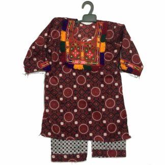 sindhi kids dress