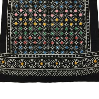 colorful mirror ajrak