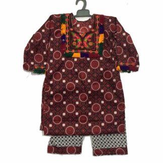 sindhi girls dress