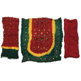 cultural chunri dress