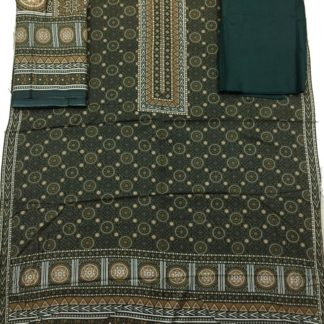 sindhi ajrak dress