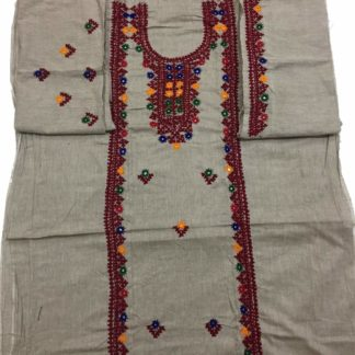 sindhi design dress
