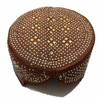 sindhi design topi