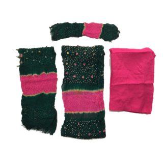 traditional chiffon dress