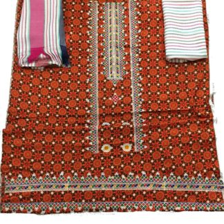 ajrak dress
