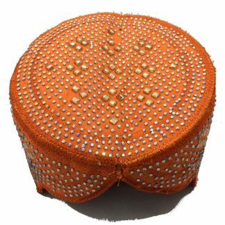 sindhi orange topi