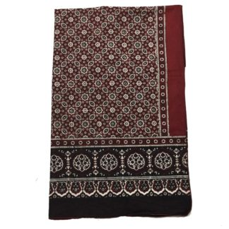 handmade traditional ajrak