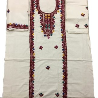 women embroidred dress