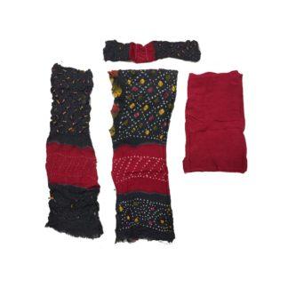 ladies chunri dress