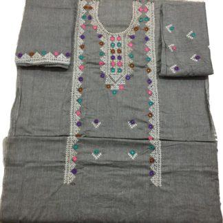 khaddi dress