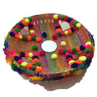 handmade roti plate