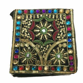 sindhi embroiderey purse