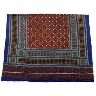 sindhi ajrak shawl