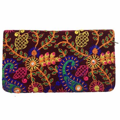 embroidery wallet pakistan