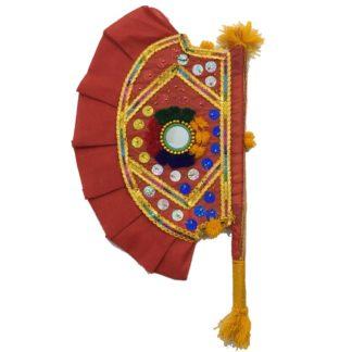 handmade sindhi fan