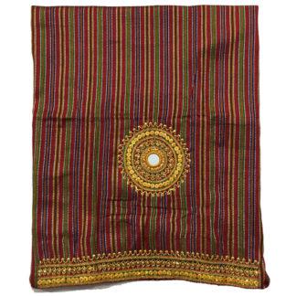 embroidered shalwar