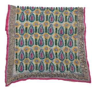 traditional phulkari dupatta
