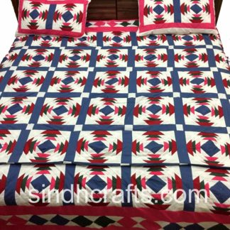 fancy bed cover pakistan