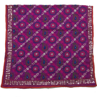 embroidered phulkari dupatta