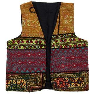 sindhi handmade waistcoat