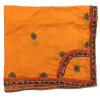 hand embroidery chadar