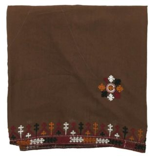 embroidered chadar