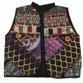 Colorful sindhi kotis