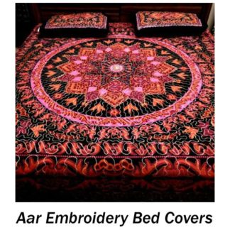 Aar Embroidery Bed Covers