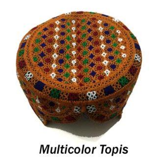 MultiColor Topis