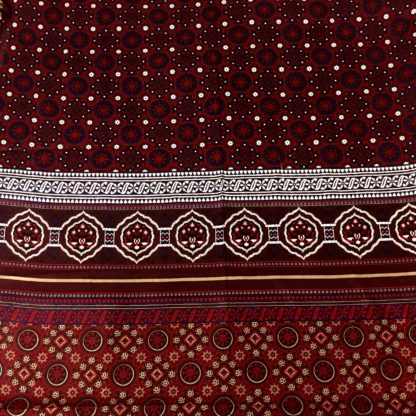 ajrak women dress back
