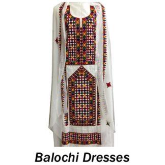 Balochi Embdroidery Dresses