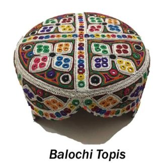 Balochi topi