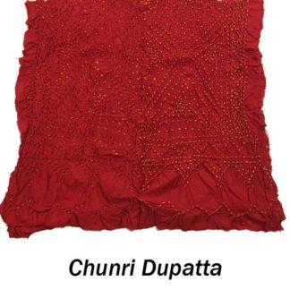 Chunri Dupatta