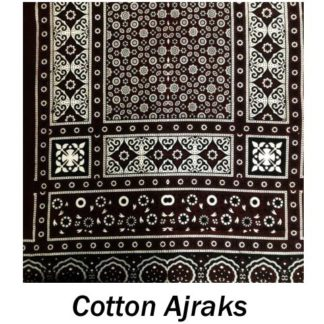Cotton Ajraks