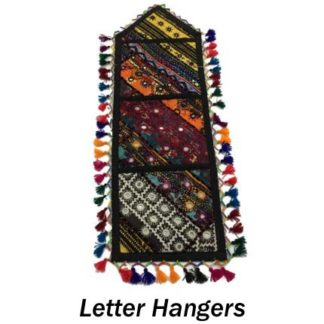 Letter Hangers