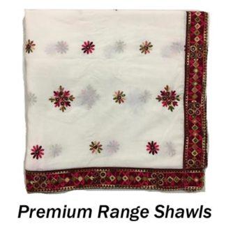 Premium Range Shawls