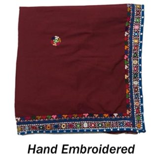 Hand Embroidery Sindhi Chadars