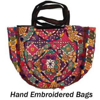 Hand Embroidered Bags for Women