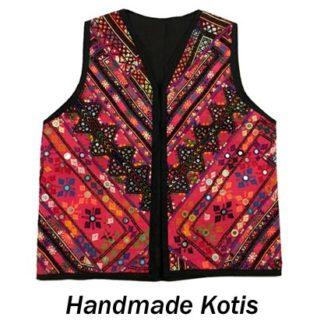 Handmade Kotis / Waistcoats