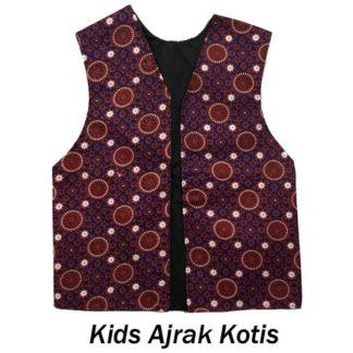Kids Ajrak Kotis