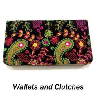 Ladies Wallets and Clutches