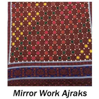 Mirror Work Ajraks