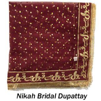 Wedding/Nikah Dupatta