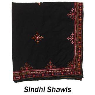 Handmade Sindhi Shawls