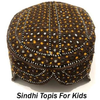 Sindhi Topis for Kids
