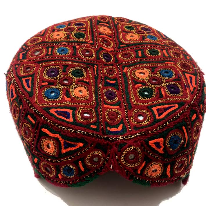 Pakistani Traditional Culture Sindhi Topi Buy Online