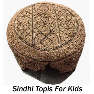 Sindhi Topis for Kids